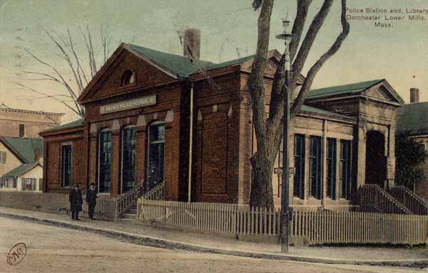 Police_Station_and_Library_Lower_Mills